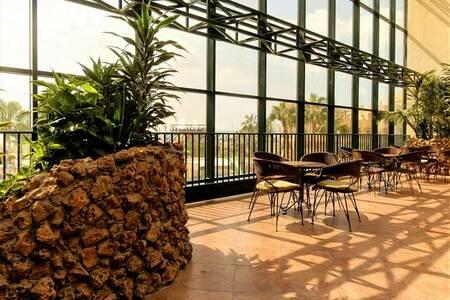 Hotel Colonial Mar, Sala de alquiler Roquetas de Mar  #0