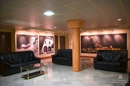 Hotel Monreal, Sala de alquiler Jumilla Jumilla #0