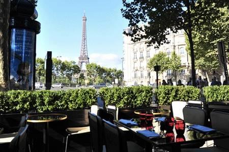 Chez Francis, Bar Paris Champs-Elysées #0