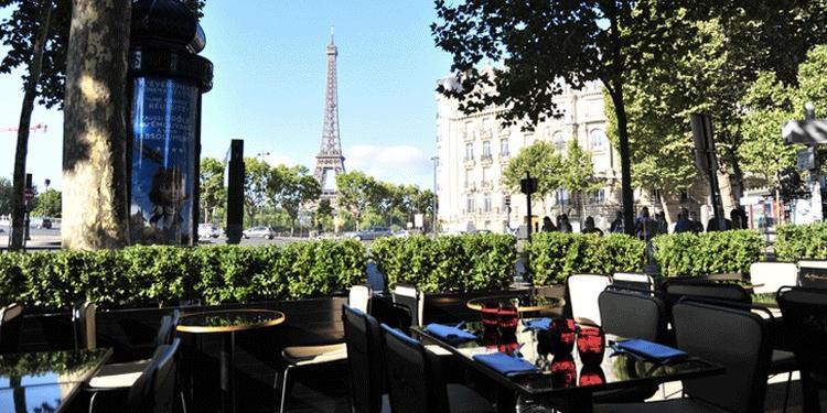 Chez Francis, Restaurant Paris Champs-Elysées #0