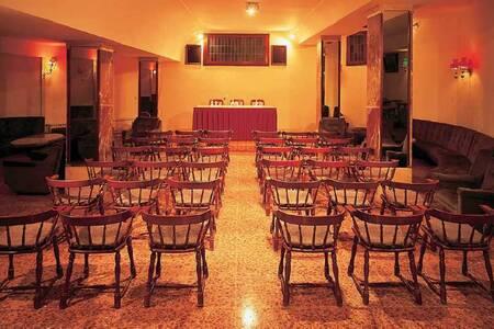 Hotel Terramar, Sala de alquiler Calella Calella #0