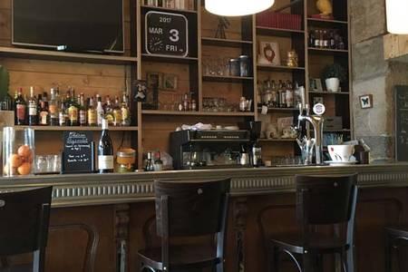 Moo Café, Bar Lyon  #0