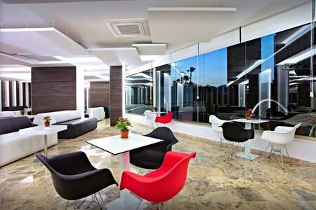 Flamingo Beach Resort, Sala de alquiler Benidorm Levante #0