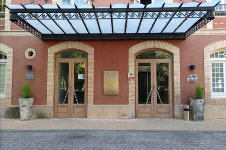 Gran Hotel Cascada, Sala de alquiler Alhama de Aragón  #0