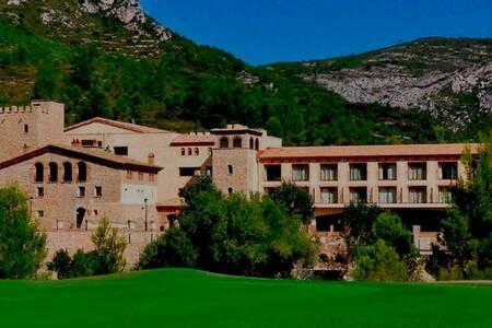 Figuerola Resort & Spa, Sala de alquiler Tarragona  #0
