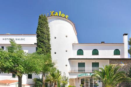 Hotel GHT Xaloc, Sala de alquiler Platja d'Aro Cala Rovira #0