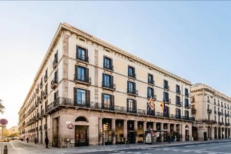 Hotel Del Mar, Sala de alquiler Barcelona La Barceloneta #0