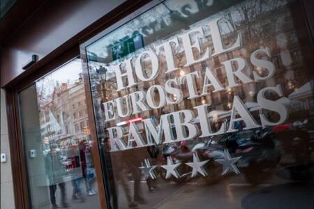 Hotel Eurostars Ramblas, Sala de alquiler Barcelona Barrio Gótico #0