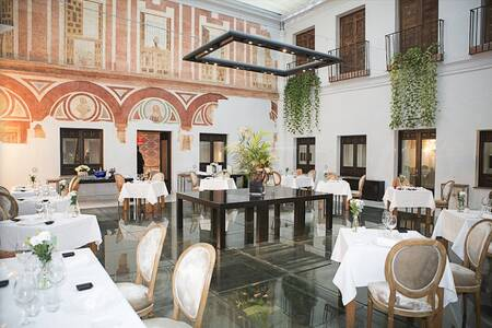 Hotel Hospes Palacio Del Bailío, Sala de alquiler Córdoba San Miguel-Capuchinos #0