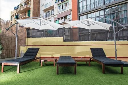 BCN Urban Hotel Gran Ronda, Sala de alquiler Barcelona Sant Antoni #0
