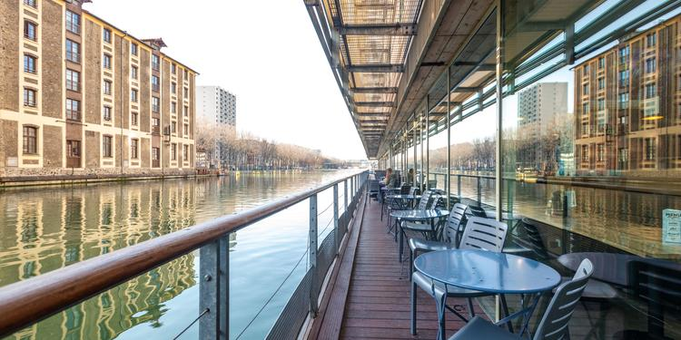Le Belushi's Bar Canal, Bar Paris La Villette #0