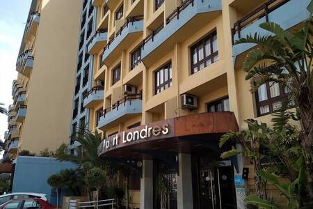Hotel Aparthotel Londres, Sala de alquiler Cartagena  #0