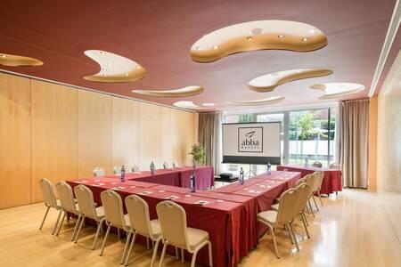 ABBA Huesca Hotel, Sala de alquiler Huesca  #0