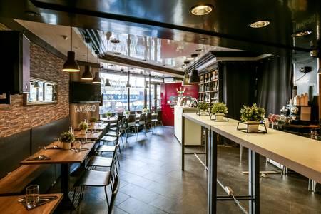 Il Vantaggio, Restaurant Paris Auteuil  #0