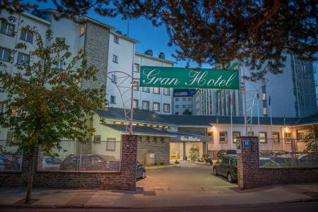 Gran Hotel De Jaca, Sala de alquiler Jaca  #0