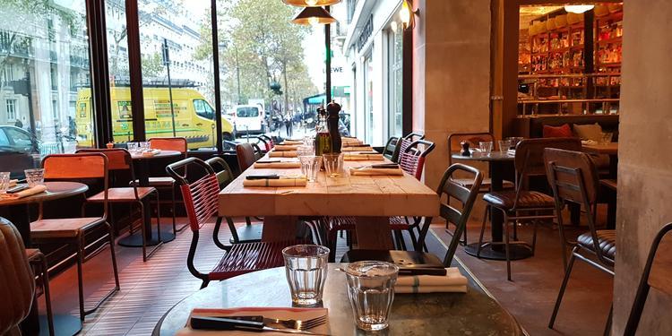Little Nonna, Restaurant Paris Ternes #0