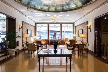 Hotel Príncipe Pío, Sala de alquiler Madrid Moncloa-Aravaca #0