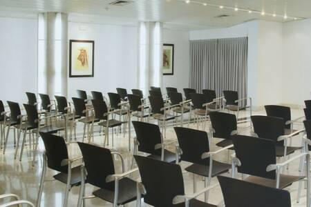 Hotel Gran Derby Suite, Sala de alquiler Barcelona Les Corts #0