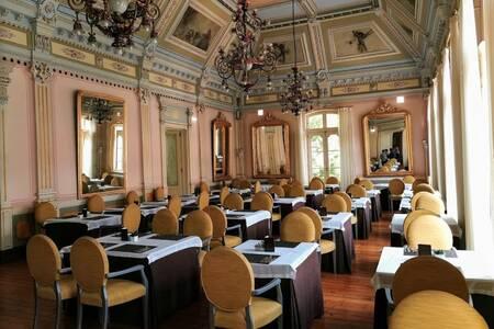 Gran Hotel Las Caldas Villa Termal, Sala de alquiler Las Caldas  #0