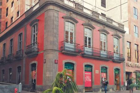 Sercotel Hotel Príncipe Paz, Sala de alquiler Santa Cruz de Tenerife  #0