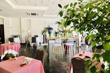 Hotel & Restaurant Figueres Parc, Sala de alquiler Llers  #0