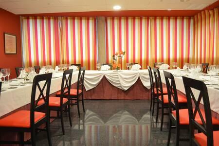 Hotel Alfindén, Sala de alquiler La Puebla de Alfindén  #0