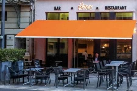 La Patrie, Bar Lyon La Villette #0