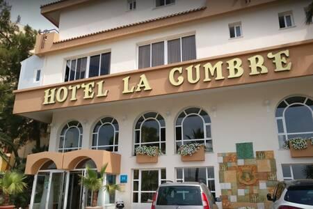 Hotel La Cumbre, Sala de alquiler Puerto de Mazarrón  #0