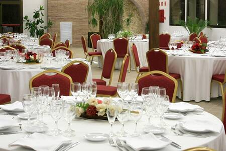Hotel San Carlos - Roses, Sala de alquiler El Mas Boscà  #0