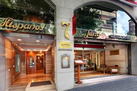 Hispanos 7 Suiza, Sala de alquiler Barcelona Gràcia #0