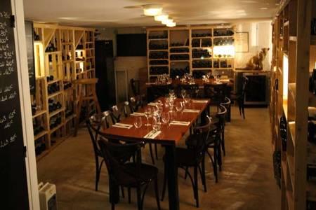 Le Vitis, Restaurant Paris Pasteur #0