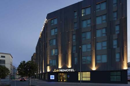 Hotel Novotel Suites Málaga Centro, Sala de alquiler Málaga Perchel Norte #0