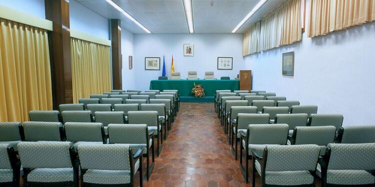 Parador De Ceuta, Sala de alquiler Cuenca  #0
