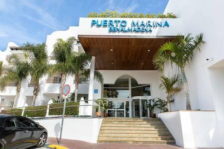 Hotel MAC Puerto Marina, Sala de alquiler Benalmádena  #0