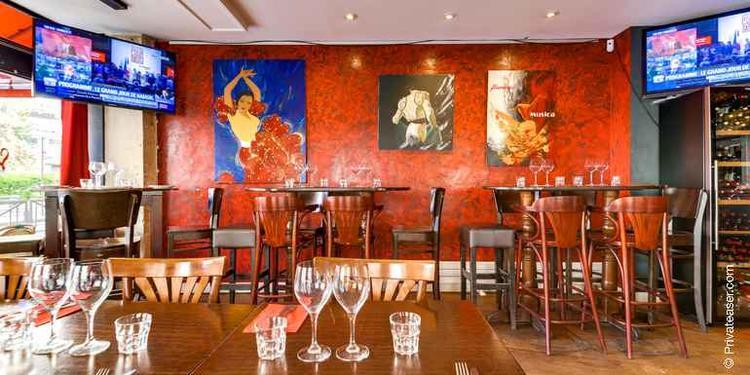 La Bodega Cambronne, Bar Paris Pasteur #0