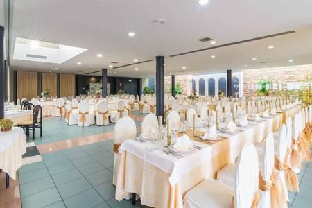 Hotel Restaurante El Patio, Sala de alquiler La Almunia de Doña Godina  #0