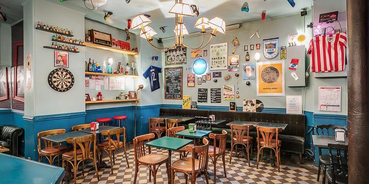 Los Franchutes, Bar Paris Oberkampf #0