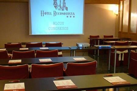 Hotel Reconquista, Sala de alquiler Alcoi  #0