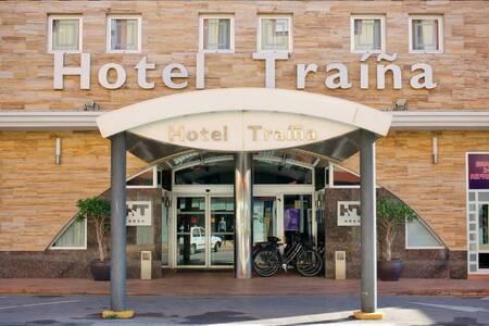 Hotel Traíña, Sala de alquiler Lo Pagan  #0