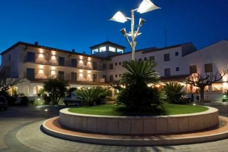 Hotel Restaurant Bon Retorn, Sala de alquiler Figueres  #0