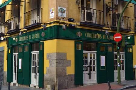 Cubiertos de Gloria, Bar Madrid  #0