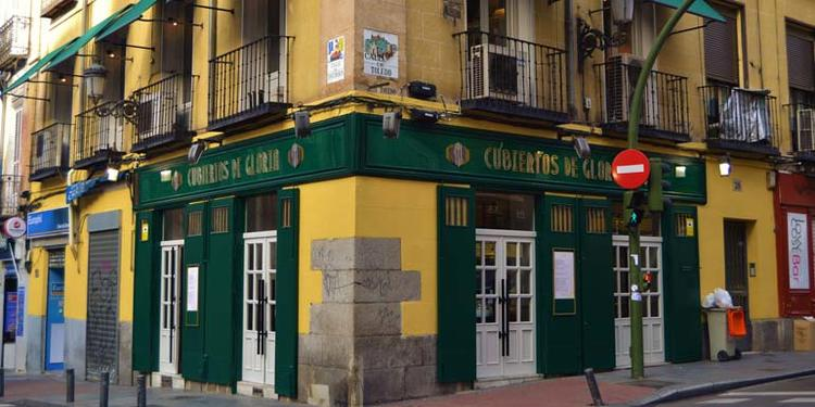 Cubiertos de Gloria, Bar Madrid None #0