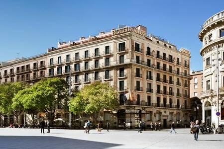Hotel Colon, Sala de alquiler Barcelona Barcelona #0