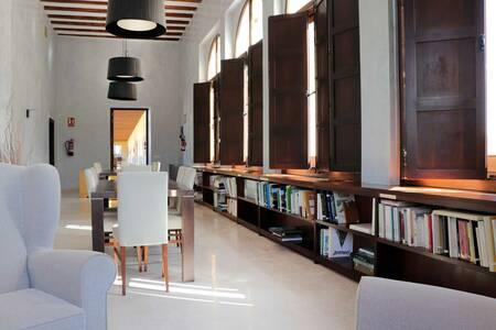 Hospedería Monasterio De Rueda, Sala de alquiler Sástago - Zaragoza  #0