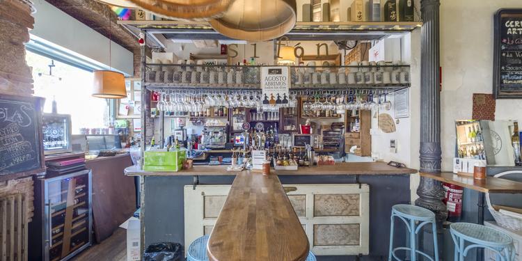 Sifón, Bar Madrid Chueca #1