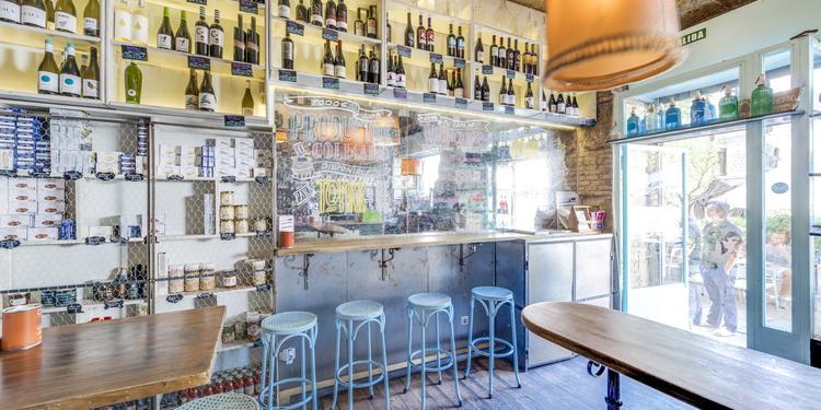 Sifón, Bar Madrid Chueca #2