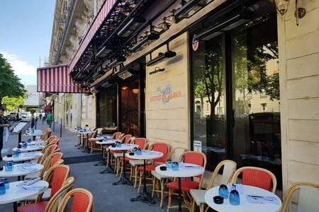 Bistrot de Marius, Bar Paris Champs-Elysées #0
