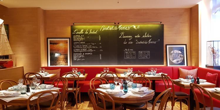 Le Bistrot de Marius, Restaurant Paris Champs-Elysées #0