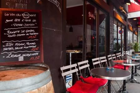Le Zinc des Batignolles, Bar Paris Batignolles #0