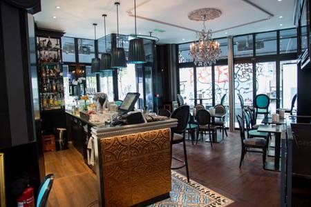 L'Adresse, Bar Paris Arts et Métiers #0